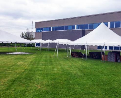 Combo Frame Tent Rentals
