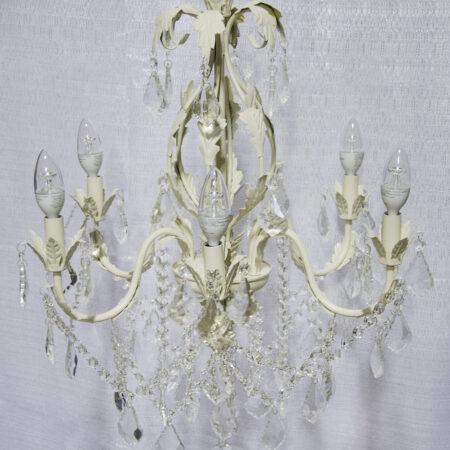 Tent chandelier