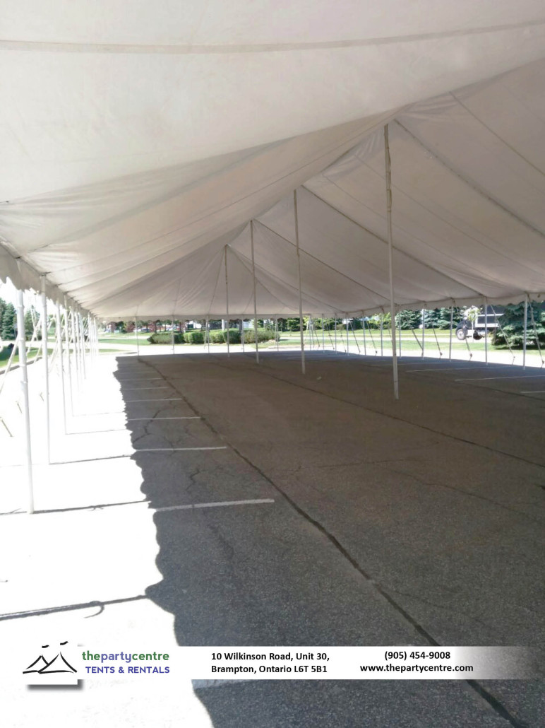 Pole Tents - The Party Centre