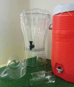 Juice Dispenser Cooler
