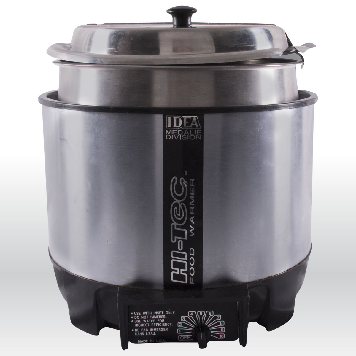 Electric Soup Warmer ~ Electric soup kettle the party centre