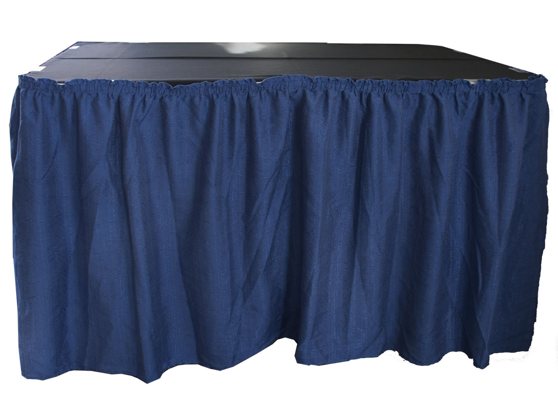 13 Table Skirt The Party Centre