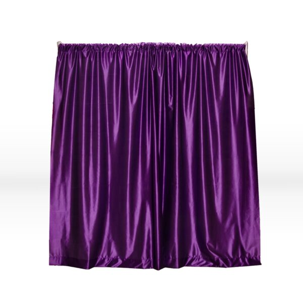 purple drape