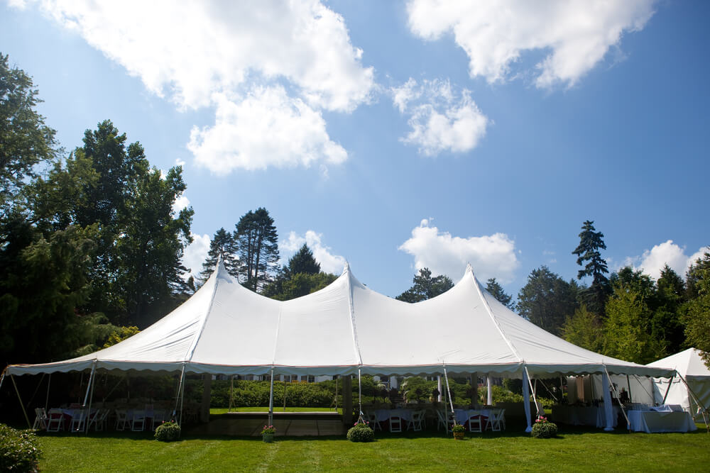 Party Tent Rental Woodbridge