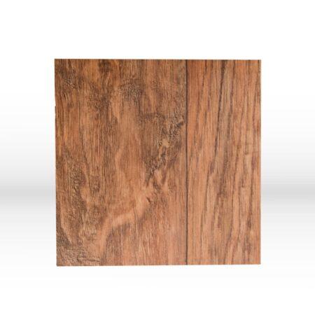 Vinyl wood grain flooring